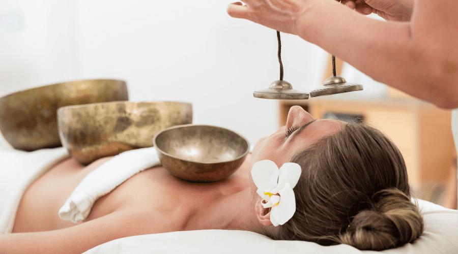 The Healing Wonders of a Sound Bath
